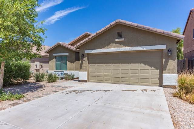 45708 W Dirk Street, Maricopa, AZ 85139 (MLS #5961246) :: Revelation Real Estate