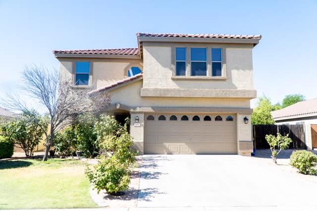 1003 E Pinto Court, Gilbert, AZ 85296 (MLS #5961302) :: CC & Co. Real Estate Team