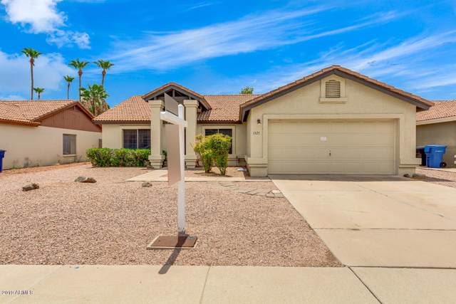 1325 E San Angelo Avenue, Gilbert, AZ 85234 (MLS #5961342) :: Team Wilson Real Estate
