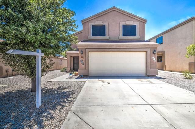 6537 E Quiet Retreat, Florence, AZ 85132 (MLS #5961346) :: Brett Tanner Home Selling Team