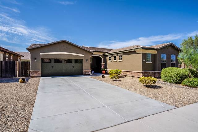 16051 W Hualapai Street, Goodyear, AZ 85338 (MLS #5961362) :: CC & Co. Real Estate Team