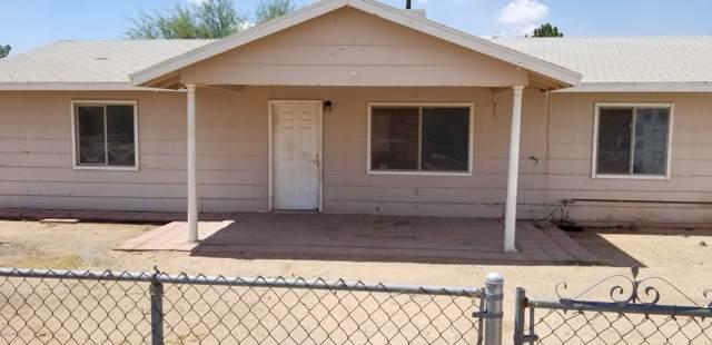 309 E 2ND Avenue, Casa Grande, AZ 85122 (MLS #5961373) :: The W Group