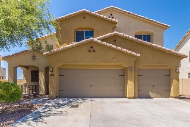 138 N 110TH Drive, Avondale, AZ 85323 (MLS #5961547) :: The Luna Team
