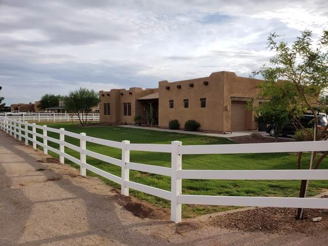 9004 S 219TH Lane, Buckeye, AZ 85326 (MLS #5961590) :: Nate Martinez Team