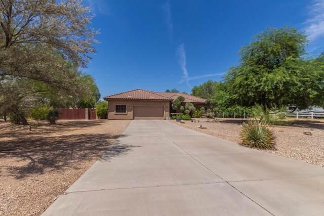 6322 N 171ST Lane, Waddell, AZ 85355 (MLS #5961597) :: CC & Co. Real Estate Team