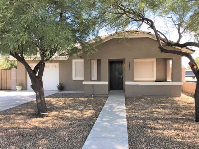 1129 E Love Street, Casa Grande, AZ 85122 (MLS #5961638) :: The Kenny Klaus Team