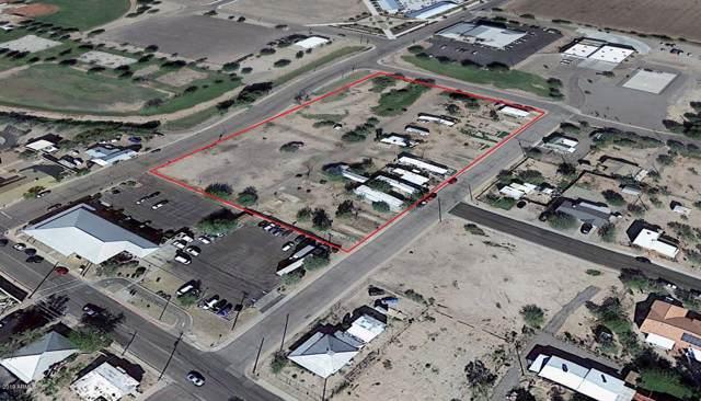 407 N Pinal Street, Florence, AZ 85132 (MLS #5961658) :: Riddle Realty Group - Keller Williams Arizona Realty