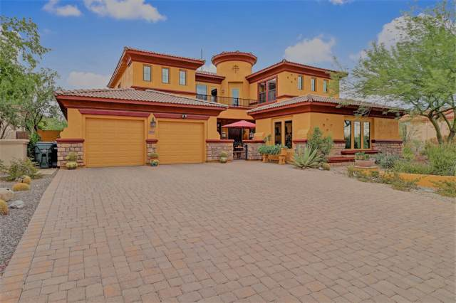 11031 N 11TH Place, Phoenix, AZ 85020 (MLS #5961716) :: Nate Martinez Team