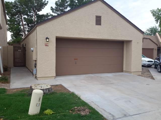 1836 N Stapley Drive #194, Mesa, AZ 85203 (MLS #5961742) :: Yost Realty Group at RE/MAX Casa Grande