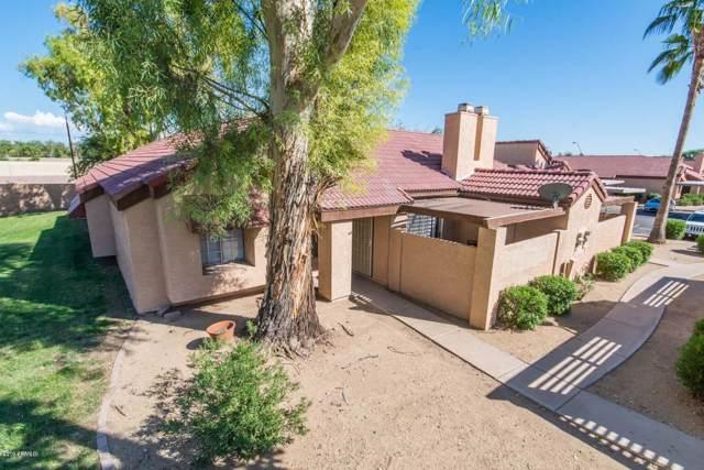2148 E Center Lane #4, Tempe, AZ 85281 (MLS #5961823) :: CC & Co. Real Estate Team