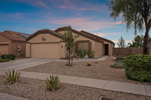 233 N 21ST Street, Coolidge, AZ 85128 (MLS #5961827) :: Revelation Real Estate