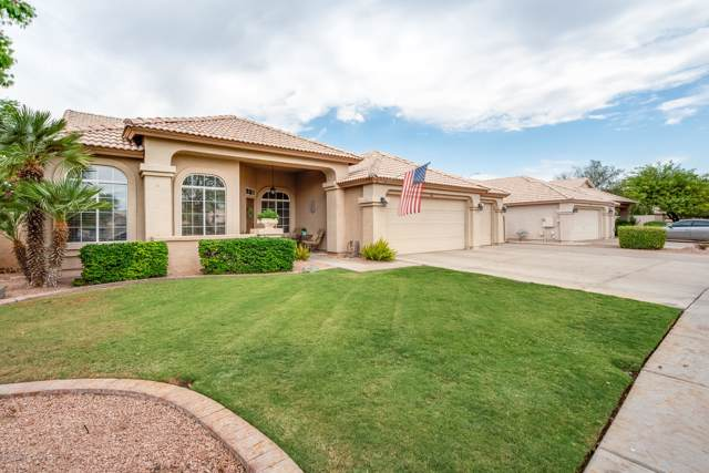 712 N Butte Avenue, Chandler, AZ 85226 (MLS #5961858) :: Homehelper Consultants