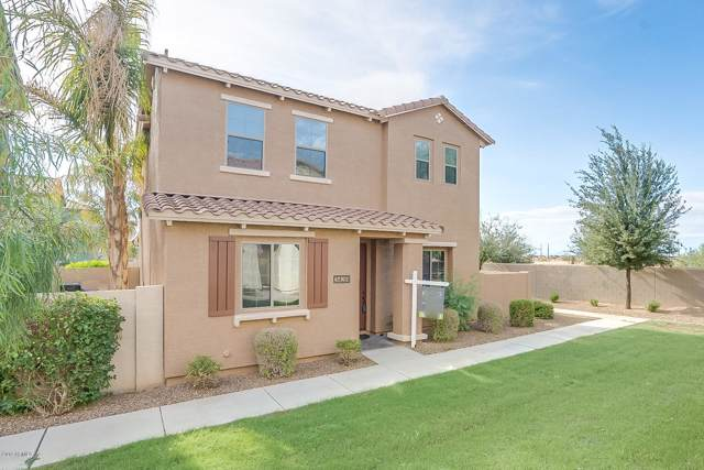 3439 S Falcon Drive, Gilbert, AZ 85297 (MLS #5961891) :: The W Group