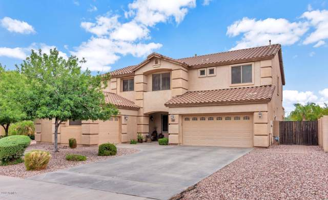 4730 S Emery Street, Mesa, AZ 85212 (MLS #5961905) :: Openshaw Real Estate Group in partnership with The Jesse Herfel Real Estate Group