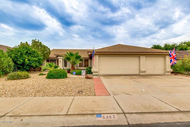 8347 W Dreyfus Drive, Peoria, AZ 85381 (MLS #5961913) :: Riddle Realty Group - Keller Williams Arizona Realty