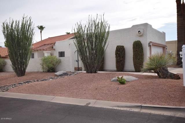 10525 E Sunnydale Drive, Sun Lakes, AZ 85248 (MLS #5961934) :: The Pete Dijkstra Team
