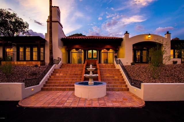 6508 E El Sendero Road, Carefree, AZ 85377 (MLS #5962047) :: Keller Williams Realty Phoenix