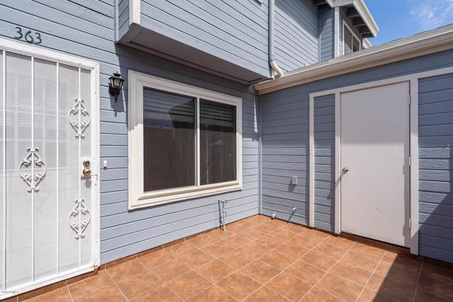 2301 E University Drive #363, Mesa, AZ 85213 (MLS #5962072) :: CC & Co. Real Estate Team