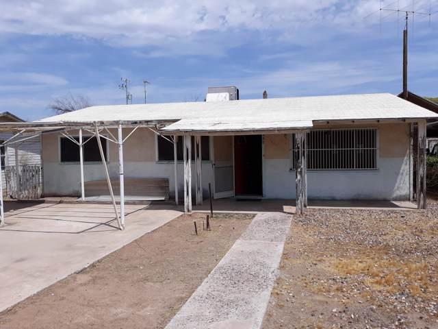 330 W Byrd Avenue, Coolidge, AZ 85128 (MLS #5962099) :: The W Group