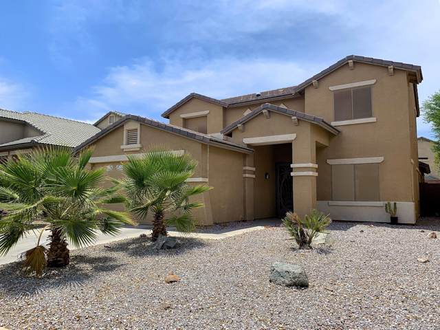 4116 S 248TH Drive, Buckeye, AZ 85326 (MLS #5962143) :: CC & Co. Real Estate Team
