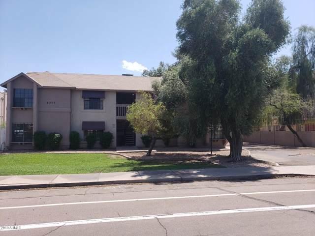 1077 W 1ST Street #102, Tempe, AZ 85281 (MLS #5962184) :: Arizona Home Group