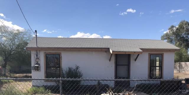 1104 N Myers Boulevard, Eloy, AZ 85131 (MLS #5962196) :: CC & Co. Real Estate Team