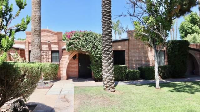 3022 N 32ND Street #49, Phoenix, AZ 85018 (MLS #5962215) :: Riddle Realty Group - Keller Williams Arizona Realty