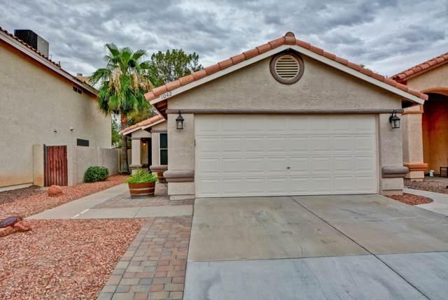 1042 N Blackstone Drive, Chandler, AZ 85224 (MLS #5962229) :: CC & Co. Real Estate Team