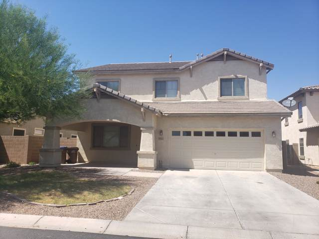 45402 W Rhea Road, Maricopa, AZ 85139 (MLS #5962287) :: Conway Real Estate