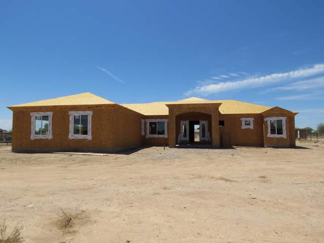 28156 N Edwards Road, San Tan Valley, AZ 85143 (MLS #5962317) :: Yost Realty Group at RE/MAX Casa Grande