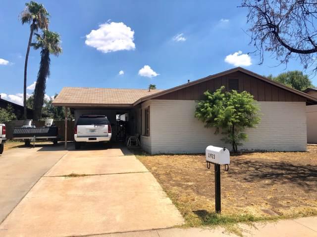 11023 N 32ND Avenue, Phoenix, AZ 85029 (MLS #5962350) :: Riddle Realty Group - Keller Williams Arizona Realty