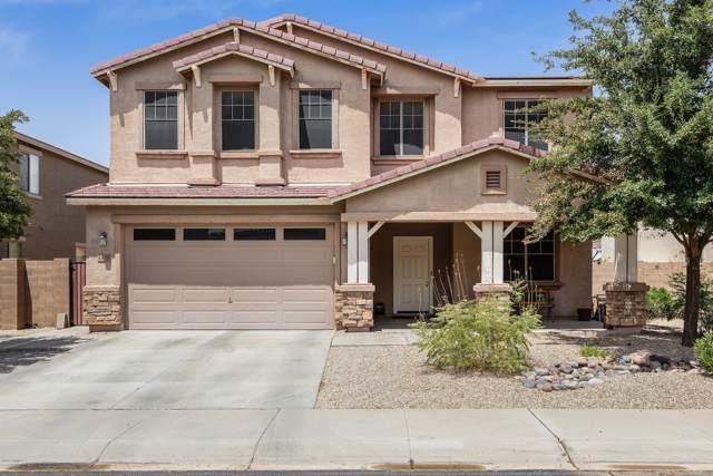 43652 W Mcclelland Court, Maricopa, AZ 85138 (MLS #5962386) :: CC & Co. Real Estate Team