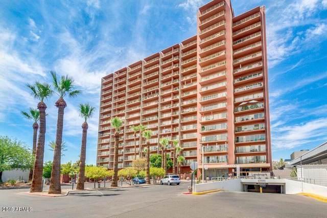 4750 N Central Avenue E5, Phoenix, AZ 85012 (MLS #5962428) :: Brett Tanner Home Selling Team