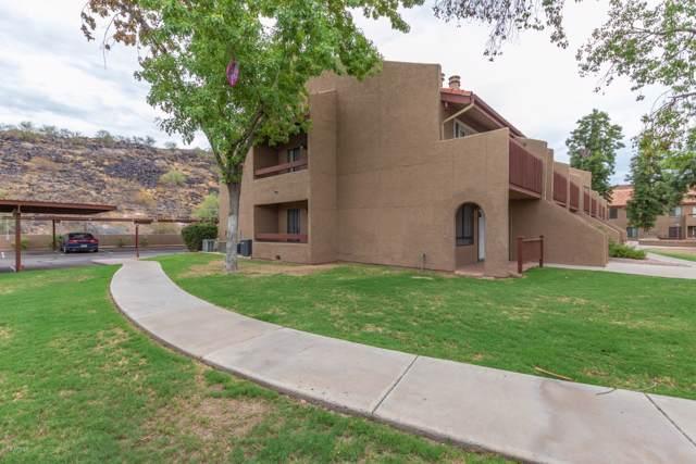 14203 N 19TH Avenue #1001, Phoenix, AZ 85023 (MLS #5962444) :: Devor Real Estate Associates