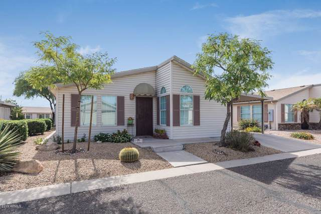 3301 S Goldfield Road #1076, Apache Junction, AZ 85119 (MLS #5962480) :: The W Group
