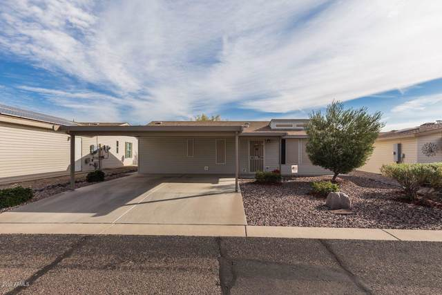 3301 S Goldfield Road #2096, Apache Junction, AZ 85119 (MLS #5962482) :: The W Group