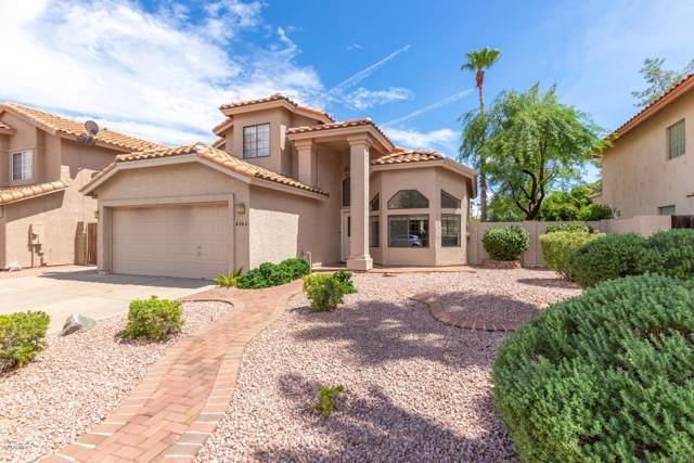 2262 S Cottonwood Drive, Mesa, AZ 85202 (MLS #5962517) :: The W Group