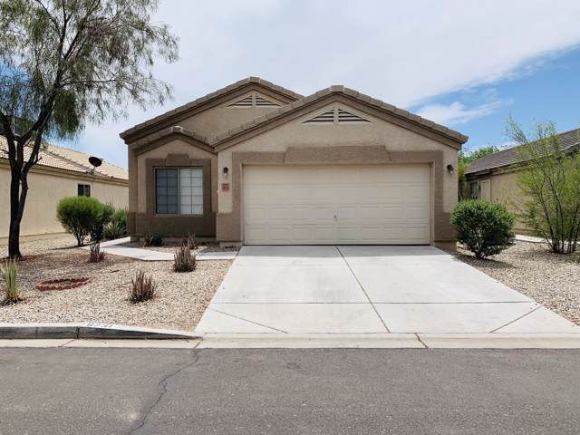 6731 E Shamrock Street, Florence, AZ 85132 (MLS #5962572) :: Occasio Realty