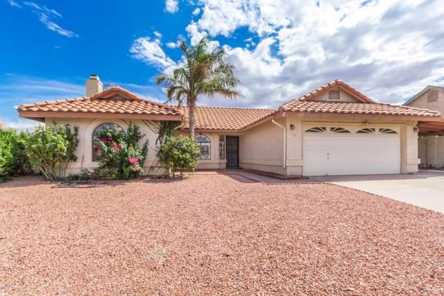 15 N Shasta Circle, Casa Grande, AZ 85122 (MLS #5962576) :: Yost Realty Group at RE/MAX Casa Grande