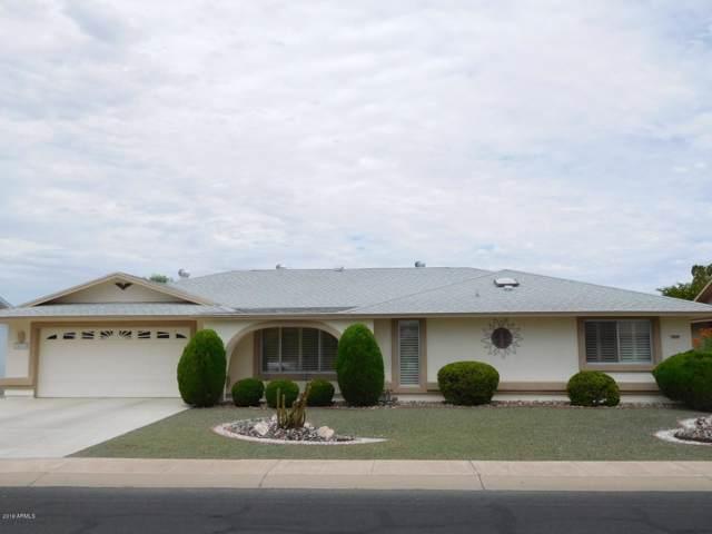19620 N Concho Circle, Sun City, AZ 85373 (MLS #5962578) :: Conway Real Estate
