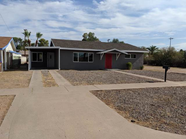 712 W Pinkley Avenue, Coolidge, AZ 85128 (MLS #5962597) :: Yost Realty Group at RE/MAX Casa Grande