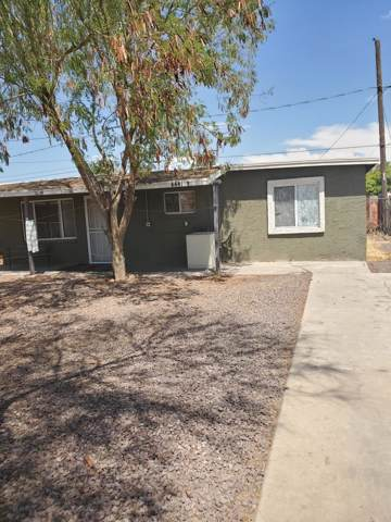 4441 S 8TH Place, Phoenix, AZ 85040 (MLS #5962629) :: Conway Real Estate