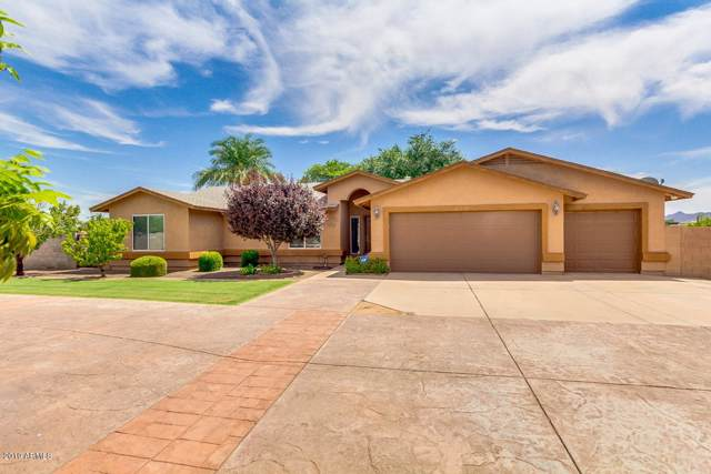 25209 S 177TH Place, Queen Creek, AZ 85142 (MLS #5962646) :: Riddle Realty Group - Keller Williams Arizona Realty