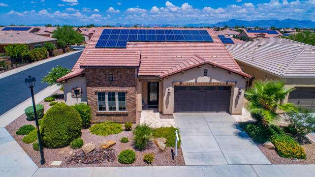 1432 E Elysian Pass, San Tan Valley, AZ 85140 (MLS #5962696) :: Riddle Realty Group - Keller Williams Arizona Realty