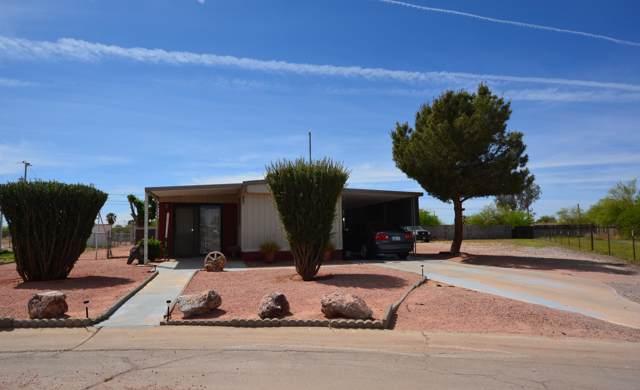 725 W Cholla Drive, Casa Grande, AZ 85122 (MLS #5962713) :: CC & Co. Real Estate Team