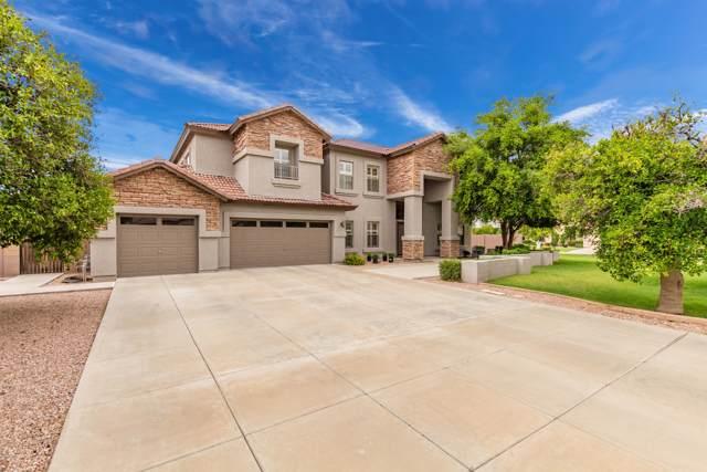 4323 E Fox Circle, Mesa, AZ 85205 (MLS #5962720) :: Conway Real Estate