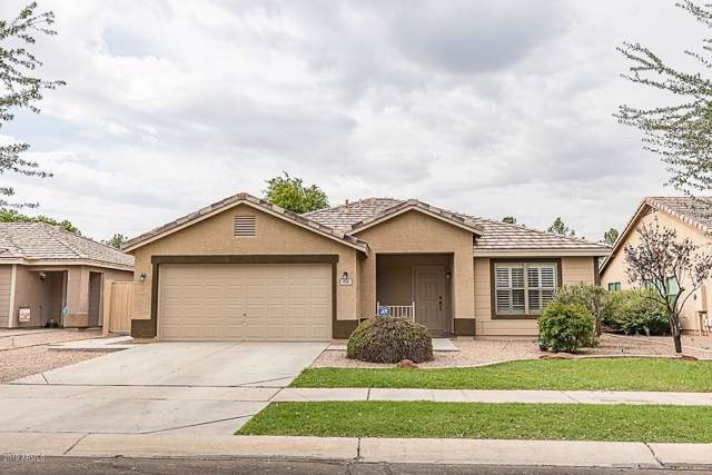 465 W Midland Lane, Gilbert, AZ 85233 (MLS #5962757) :: CC & Co. Real Estate Team