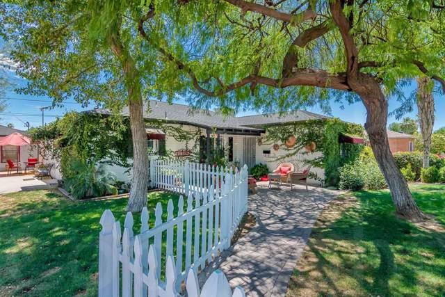 1717 W Earll Drive, Phoenix, AZ 85015 (MLS #5962765) :: Riddle Realty Group - Keller Williams Arizona Realty
