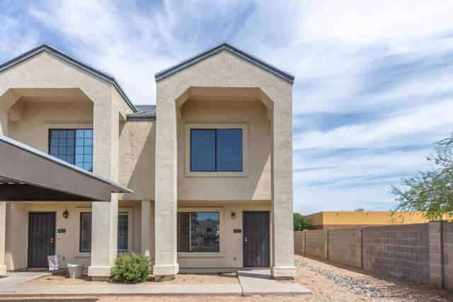 7801 N 44th Drive #1168, Glendale, AZ 85301 (MLS #5962789) :: Nate Martinez Team