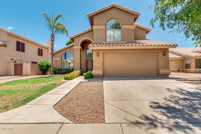 1141 W Goldfinch Way, Chandler, AZ 85286 (MLS #5962825) :: The W Group